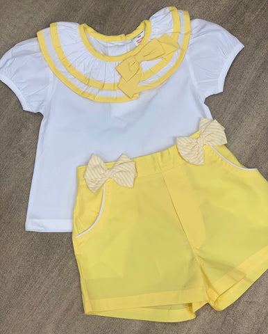 Lemon Jam Pants Set