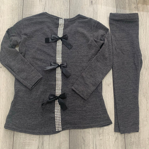 Diamond Lounge Set Dusky Grey