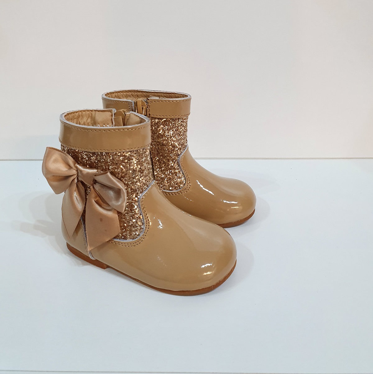 Beau Kid Jilly Boot Camel