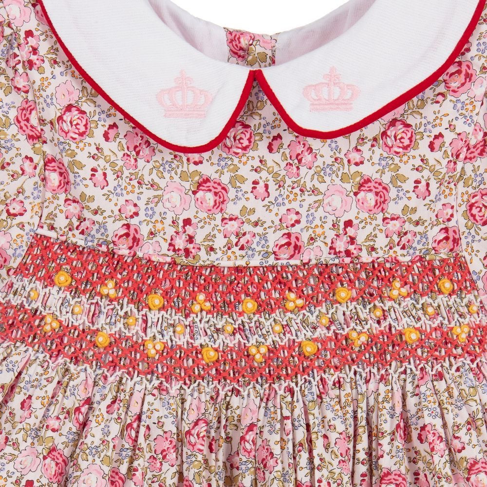 Beau Kid Harriet Smock Dress