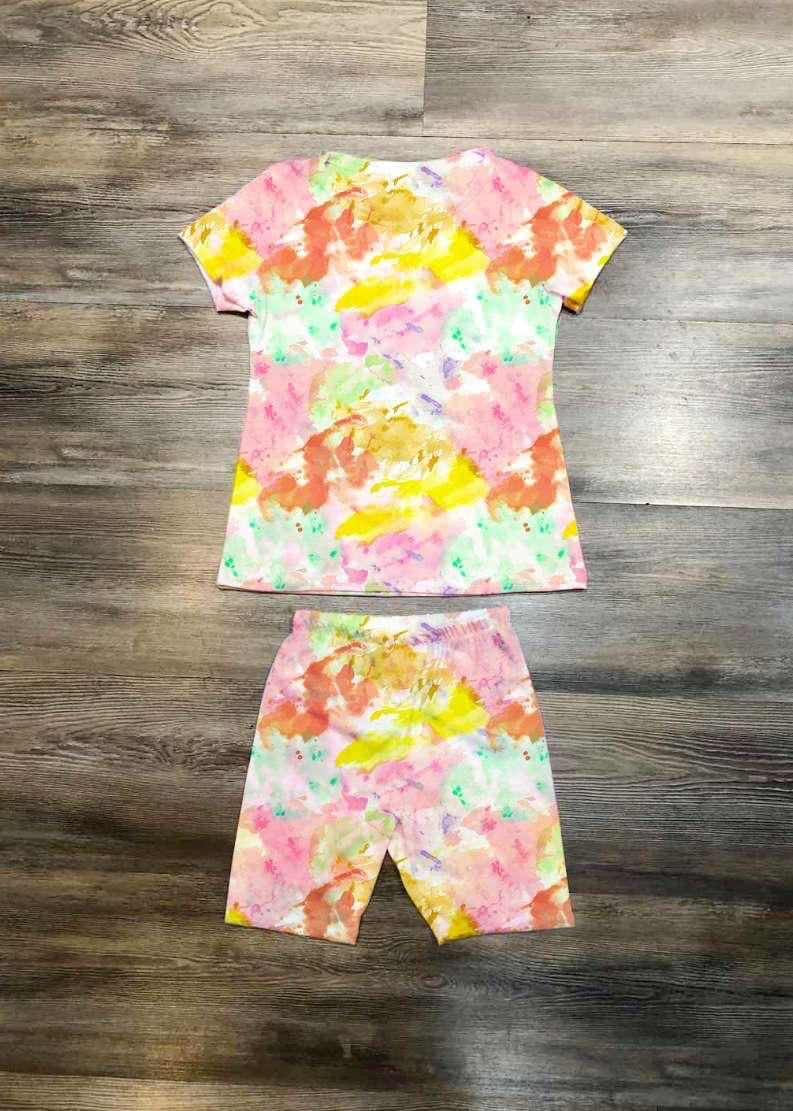 Tie Dye Short Set Special Offer