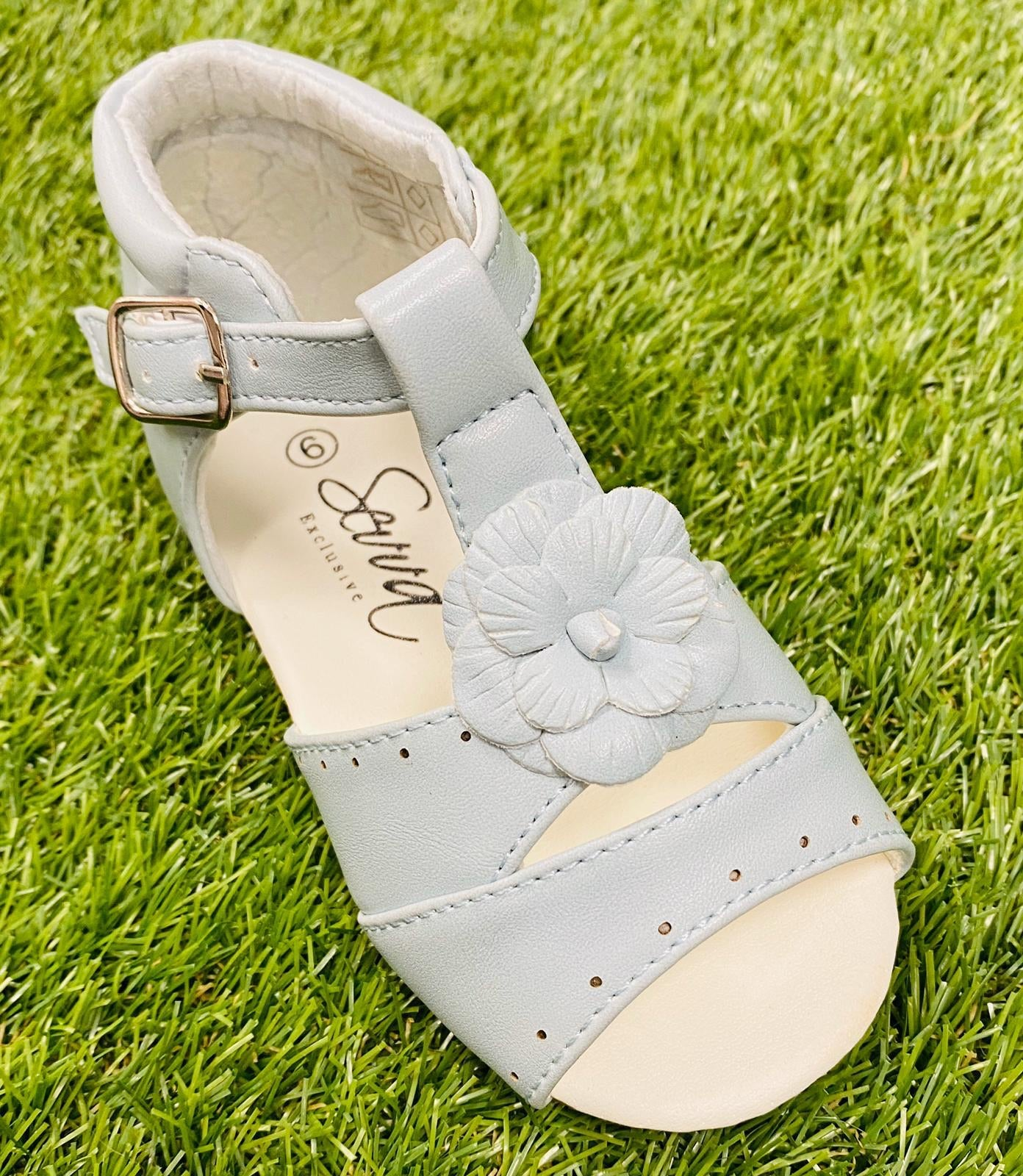 Nancy Blue Sandals