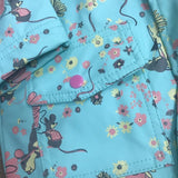 Girls Mouse Powell Craft Raincoat