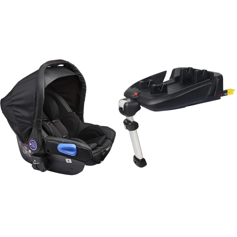 Mee-Go Otto Car Seat and Isofix Package