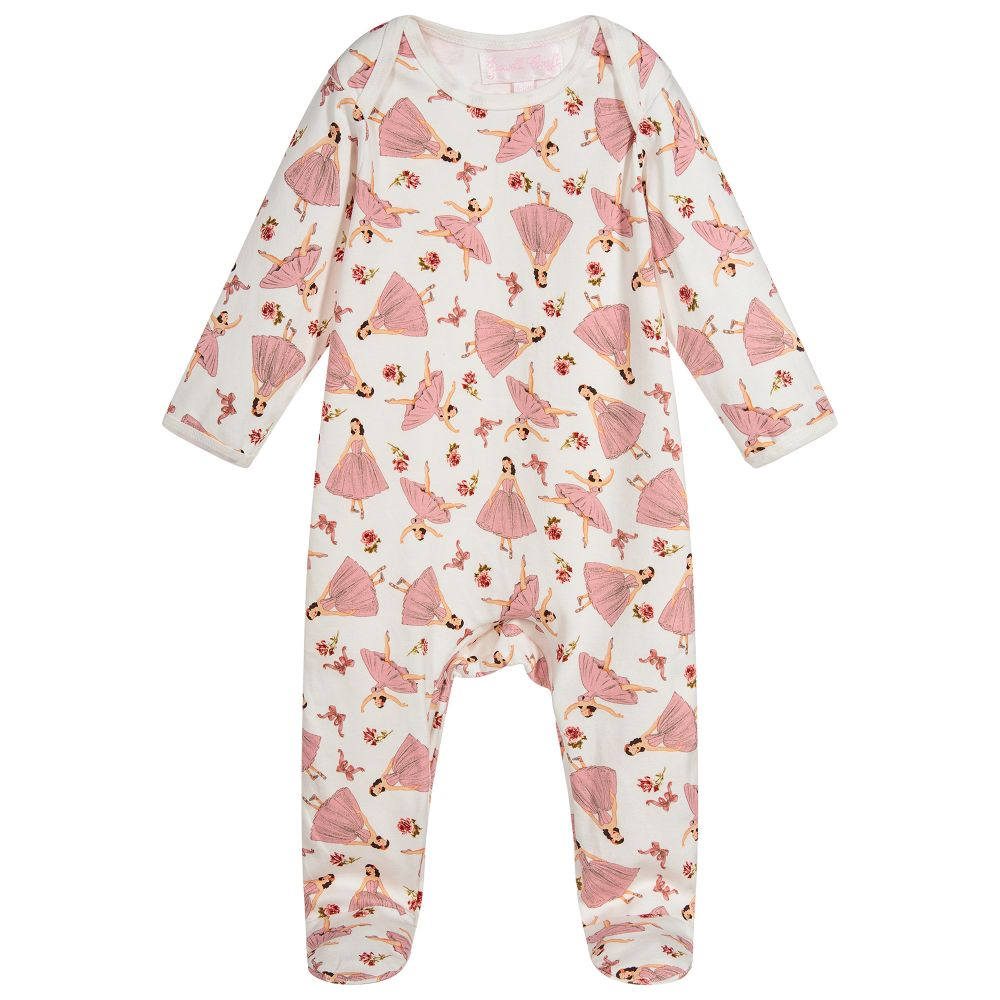 Powell Craft Ballerina Sleepsuit
