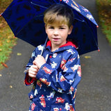 Powell Craft Robot Raincoat