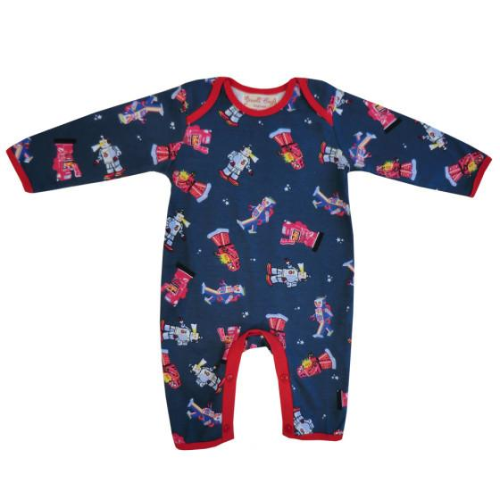 Powell Craft Robot Romper