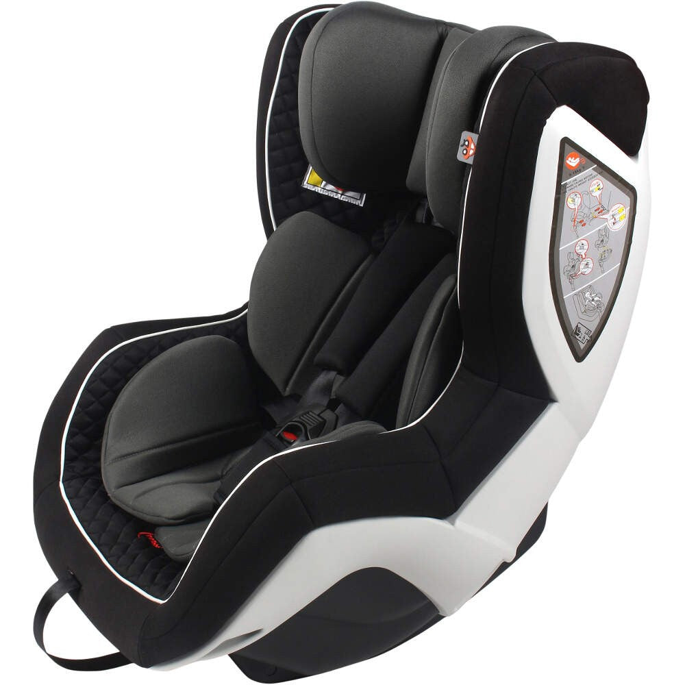 Mee-Go Safe Group 0+/1 Car Seat with Isofix Base