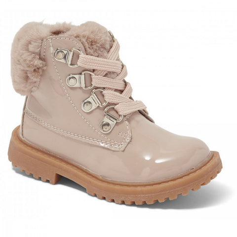 Margaret Camel Boot