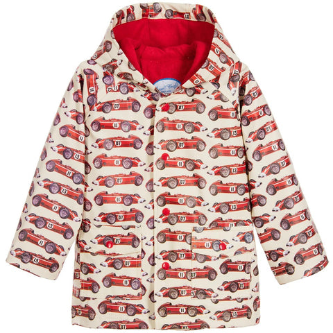 Powell Craft Vintage Car Raincoat