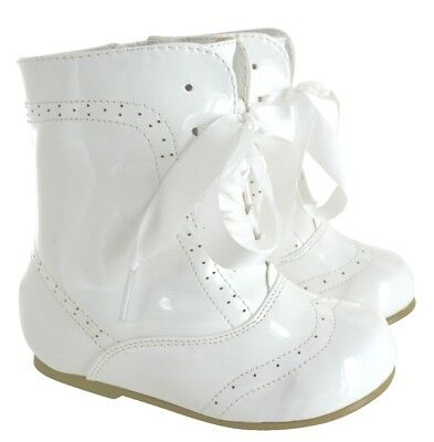 White Isabelle Boots