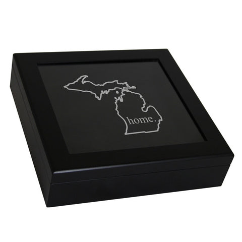 Home State Keepsake Box