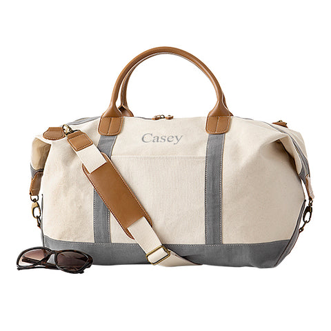Personalized Oversized Transport Weekender