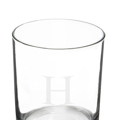 Personalized Drinking Glasses (Set of 4)