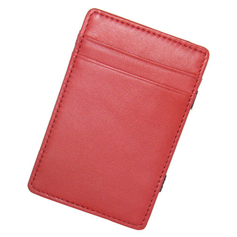 Personalized Nappa  Leather Magic Wallet
