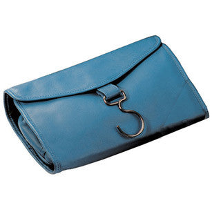 Personalized Nappa  Hanging Toiletry Bag