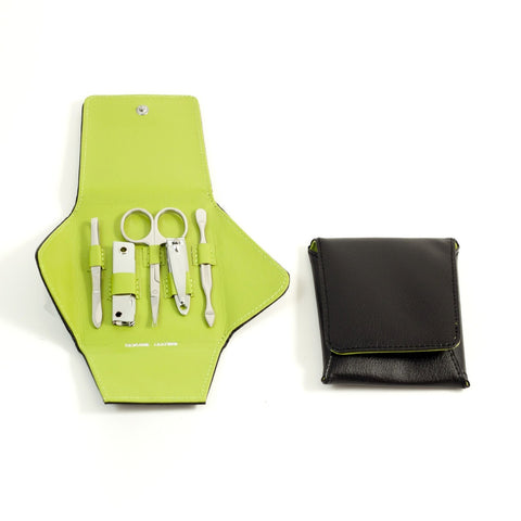 Debossed 5 Pc Manicure Set - The Deco