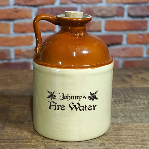 Personalized Moonshine Jug