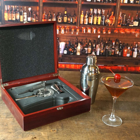 Personalized Martini Set