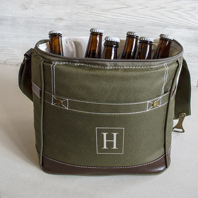 Personalized Craft Beer 12 Pack Bottle Cooler