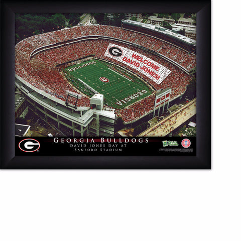 Personalized College Football Stadium Signs