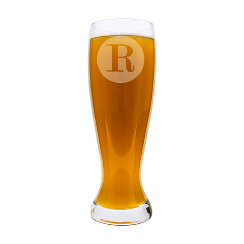 Personalized 54 oz. Novelty XL Beer Pilsner Glass