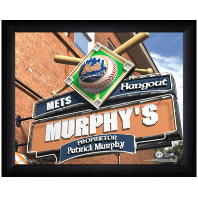 Personalized MLB Pub Sign - All Teams