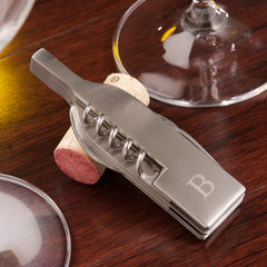 Personalized Multi-Function Corkscrew