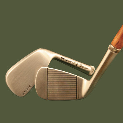 Personalized Mashie Golf Club