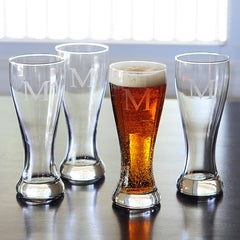 Personalized Pilsner Set (Set of 4)