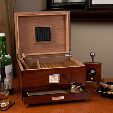 The Dresden Cigar Humidor