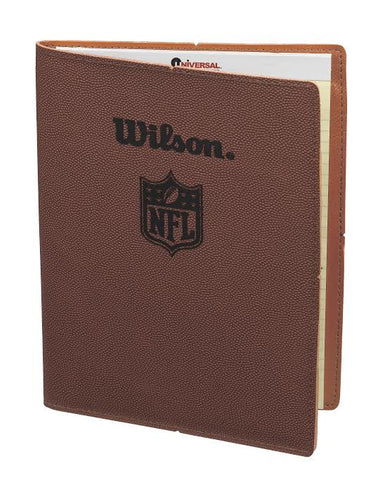 Personalized Genuine Leather NFL Padfolio