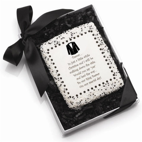 Edible Cookie Cards™- Will You Be My Ring Bearer?