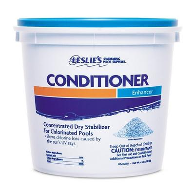 Leslie's Chlorine Stabilizer Water Conditioner 8 lbs