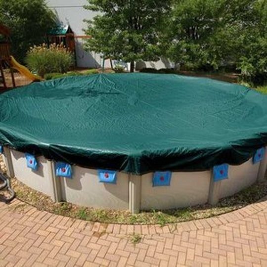 Leslie's Deluxe Round Above Ground Winter Covers
