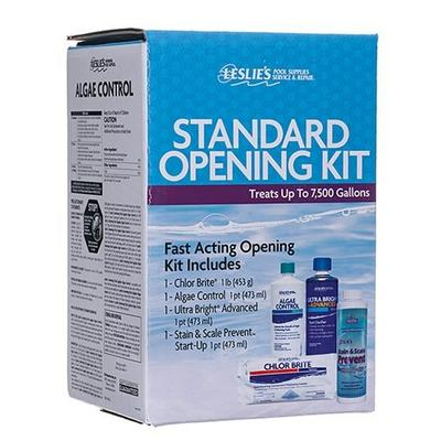 Leslie's Standard Opening Kit for up to 7500 Gallons