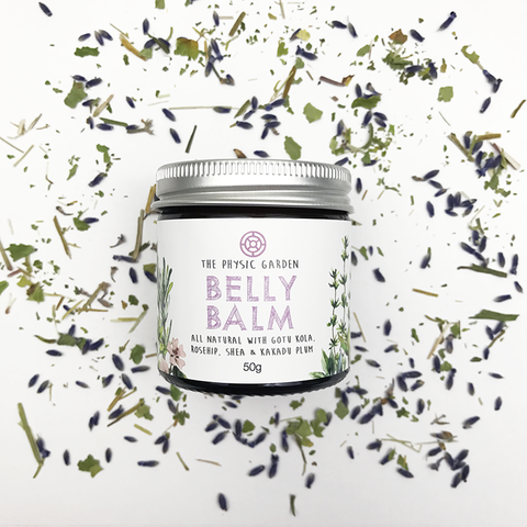 The Physic Garden - Belly Balm