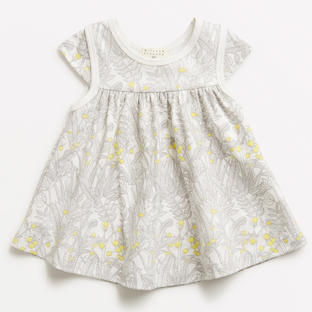 baby dress little blossom wilson & frenchy