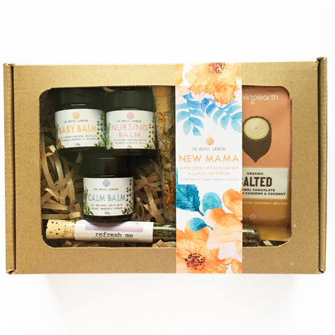 The Physic Garden New Mama Gift Set Mini