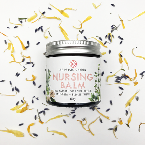 The Physic Garden - Nursing Balm