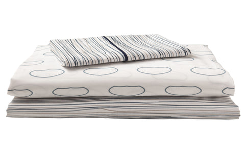 Whale of a Time Sheet Set - King Single