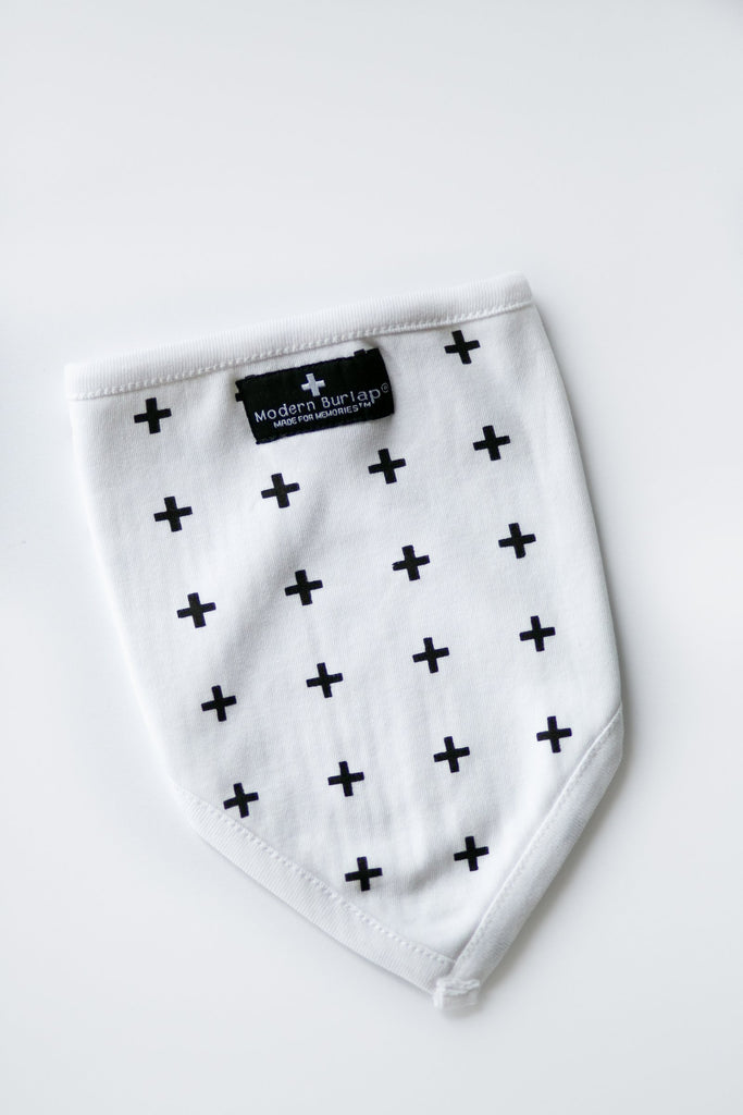 Swiss Cross Bib