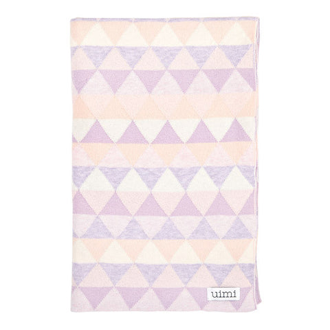Bindi Blanket - Fairy Floss