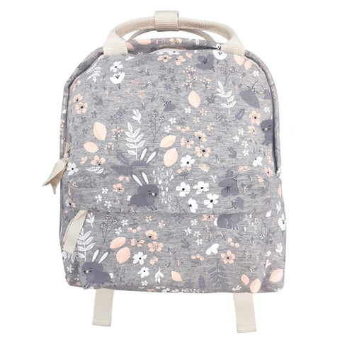 Floral Bunny Backpack