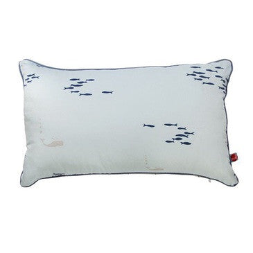 Whale of a Time Cushion Cover - Long