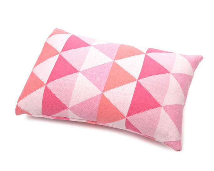 Children's Organic Cotton cushion for baby gift - Uimi Indiana