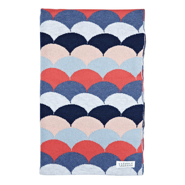 Children's Organic Cotton Cot Blanket for Baby Gift - Uimi Phoenix