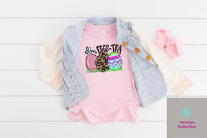Easter kids shirt, Easter tee, youth tshirt