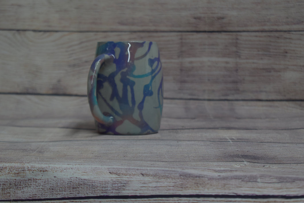 multicolor coffee cup, stainless steel coffee mug, custom cup