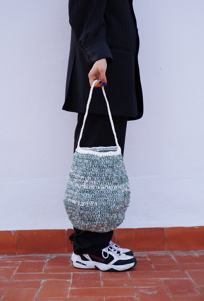 Bags Made Out of Bags Pescador Bag